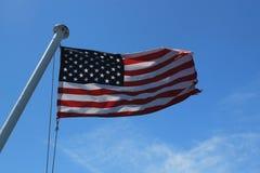 American flag/USA flag Royalty Free Stock Photos