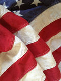American flag view Royalty Free Stock Photography