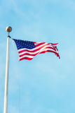 The American flag Stock Photo