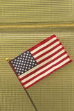 American Flags Patriotism Stock Image