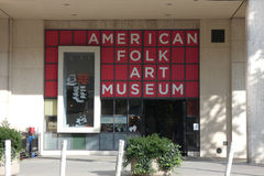 American Folk Art Museum Stock Photos