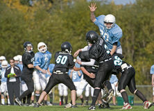 American football 01 Stock Image