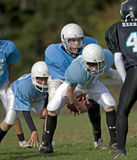 American football 03 Royalty Free Stock Images