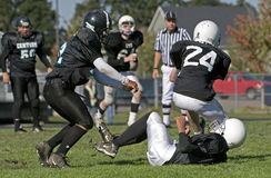 American Football 11 stock images