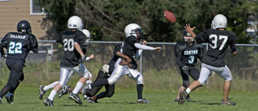 American Football 12 Royalty Free Stock Photos