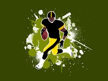 American Football 3 Royalty Free Stock Images