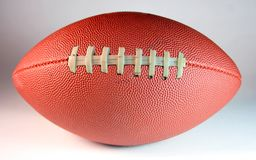 American football. Traditional American football isolated on studio background Stock Photo