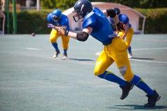 Free American Football Athletes Running Stock Photos - 41470913