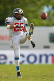 American Football B-European Championship 2009 Stock Photo