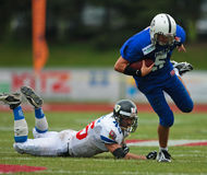American Football B-European Championship 2009 Stock Images