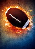 American football background Stock Photography