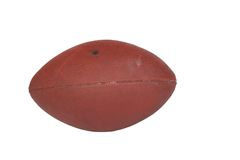 American football ball Stock Images