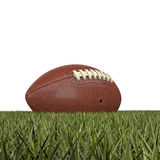 American football ball. 3d background Royalty Free Stock Photography