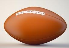 American football ball Stock Photography