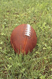 American football ball. Stock Images