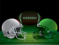 American Football Championship Stock Photography