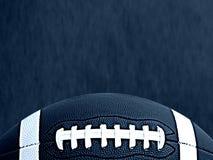 American football 3D rendering, royalty free stock photos