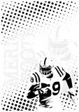 American football dost poster background 2