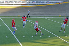 American football european championship Stock Images