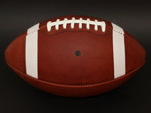 American Football Game Ball Royalty Free Stock Photo