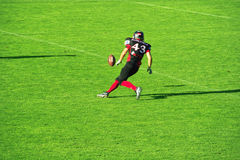American Football in Germany Royalty Free Stock Photo