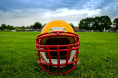 American Football Helmet Royalty Free Stock Images