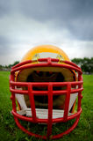 American football helmet Royalty Free Stock Photos