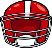 American football helmet clip art Stock Photos