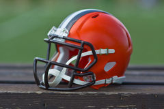 American football helmet Stock Images