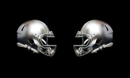 American football helmet Royalty Free Stock Image