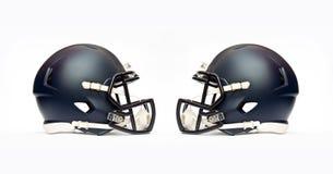 American football helmets Royalty Free Stock Photos