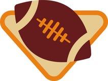 American Football Logo Royalty Free Stock Image