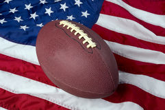 American Football. Stock Photos