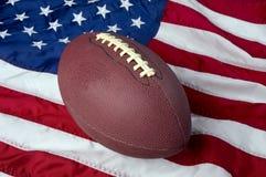 American Football. Stock Photos