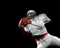American football player. Royalty Free Stock Images