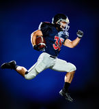 American football player man  Stock Image