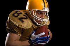 American football player Stock Photo