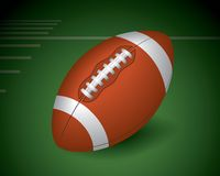 American football, ragby Stock Photo