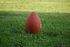 American Football Rugby Stock Image
