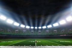 Free American Football Stadium Royalty Free Stock Photo - 156217165