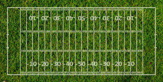 American football texture Stock Images