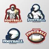 American Football Tournaments Logos