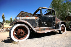 american ford vintage Στοκ Εικόνες