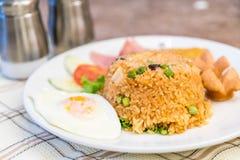 American fried rice Stock Photos