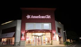 American Girl Doll Store, St. Louis, MO Stock Image
