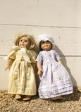 American Girl Dolls Royalty Free Stock Images