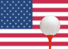 American golf Stock Photos