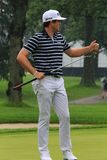 American golfer Keegan Bradley Royalty Free Stock Photo