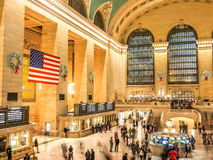 American Grand Central Royalty Free Stock Photography