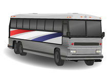 American Greyhound Bus Stock Images